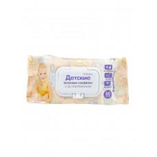 Детские влажные салфетки Аромика Sensitive, 80 шт
