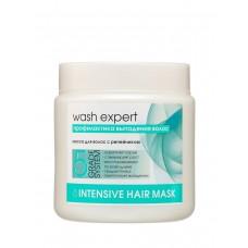 Маска для волос Wash Expert Профилактика выпадения волос